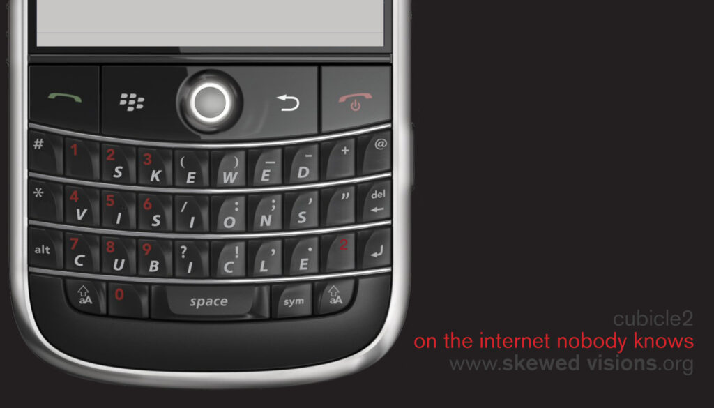 Photo Cubicle 2 - phone