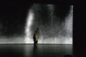 Photo from Jasper Johns: GRAY 2008 - photo in shades of gray